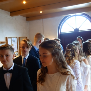 Konfirmation 27. april 2019